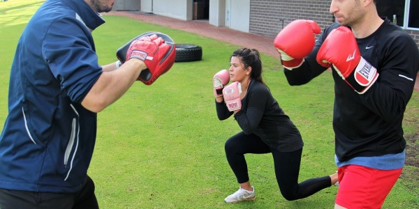 Fine Tune Fitness South Perth - Boxing & Group Fitness