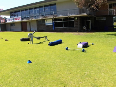 Fine Tune Fitness South Perth Gym - Outdoor Fitness Classes