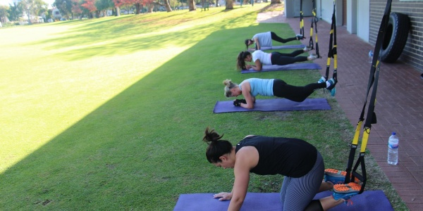 Fine Tune Fitness South Perth - TRX Group Fitness